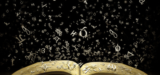 Book-iPad-wallpaper-Flying-Letters